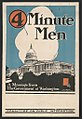 4 minute men, a message from the government at Washington Committee on Public Information - - H. Devitt Welsh. LCCN2003652827.jpg