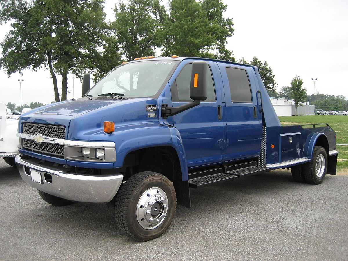 chevrolet kodiak wikipedia