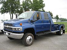 Chevy kodiak c4500 specs
