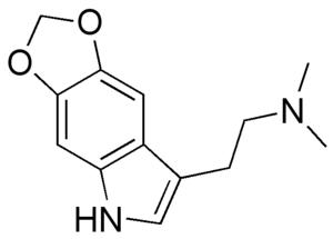 5,6-MDO-DMT - Image: 5,6 MDO DMT
