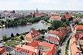 598563 Wrocław zespól urbanistyczny Ostrowa Tumskiego 05.JPG