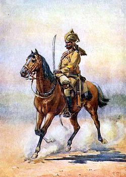 5th Punjab Cavalry 1910