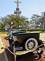 6ª edição do Encontro de Veículos Antigos de Sertãozinho, pela primeira vez realizada no Parque do Cristo. Mais de 5000 pessoas prestigiaram o evento. - panoramio.jpg