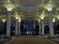 60 Wall St lobby by Matthew Bisanz.JPG