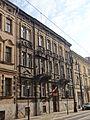 617184 Kraków Piłsudskiego 9 kamienica 2.JPG