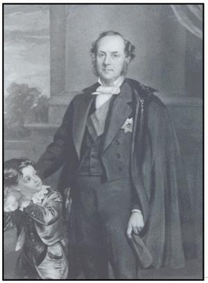 William Wentworth-Fitzwilliam, 6th Earl Fitzwilliam - The 6th Earl FitzWilliam