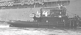 Hoga (YT-146) - Image: 80 G 312058