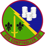 82 Comptroller Sq emblem.png