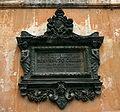 9794 - Roma, Zecca papale - Placca per Benvenuto Cellini - Foto Giovanni Dall'Orto, 21-Apr-2008.jpg