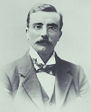 Andrew Henning - Andrew Henning at the 1898 Australasian Federal Convention.