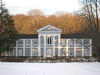 A. Everett Austin House home of Wadsworth Atheneum director, Arthur Everett Austin Jr..