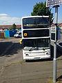 A1 Coaches Methil bus 32000 (V143 LGC), 30 May 2014.jpg