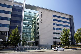 Census in Australia - ABS House, the headquarters for the Australian Bureau of Statistics in Canberra