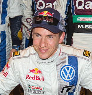Julien Ingrassia World Rally Championship co-driver