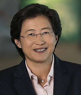 Lisa Su American electrical engineer and CEO of AMD (born 1969)