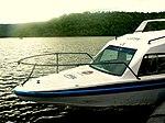 APTDC boat at Srisailam.jpg