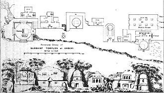 Kolvi Caves - Image: ASI Kholvi Caves plan