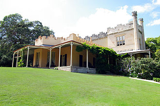 Vaucluse, New South Wales - Vaucluse House