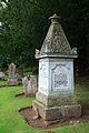 A Covenanter's grave at Kirkmichael Parish Churchyard - geograph.org.uk - 1455219.jpg