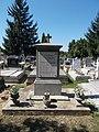 A II. világháború 26 ismeretlen áldozatának a sírja, 2019 Tapolca.jpg