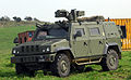 A Panther command vehicle at the Urgent Operational Requirement (UOR) Equipment Demo MOD 45149013.jpg