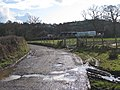 A bend in the track to Blatchford - geograph.org.uk - 1736448.jpg