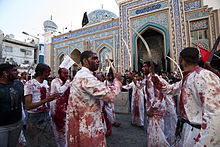 A day of mourning, annual celebration of Muharram in Bahrain.jpg