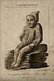 A giant child. Engraving, 1805. Wellcome V0007441.jpg