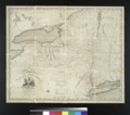 A map of the State of New York - by Simeon De Witt, Surveyor General. NYPL484227.tiff