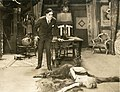 """A scene from """"The Splendid Sinner"""" Clemmer Movie Cut (SAYRE 12931).jpg"""