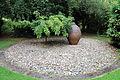 A terracotta urn Gibberd Garden Essex England 03.JPG
