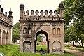 A tomb in Qutb Shahi complex 1.jpg