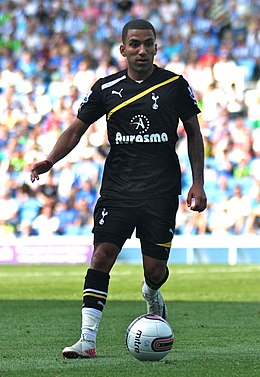 Image illustrative de l'article Aaron Lennon
