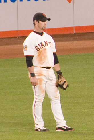 Aaron Rowand - Rowand with the San Francisco Giants