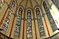 Aarschot - Gasthuiskapel - Glasramen in het koor.jpg