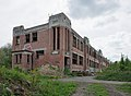 Abandoned building in the Ronet classification yard (DSCF5518).jpg
