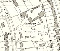Abbey Arts Centre Ordnance Survey map 1965.jpg
