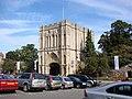 Abbey Gate at Bury St Edmunds - geograph.org.uk - 1850263.jpg