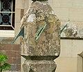 Abbotsford House sundial.JPG