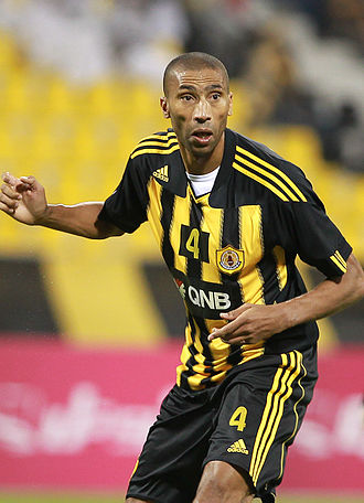 Abdeslam Ouaddou - Ouaddou playing for Qatar SC.