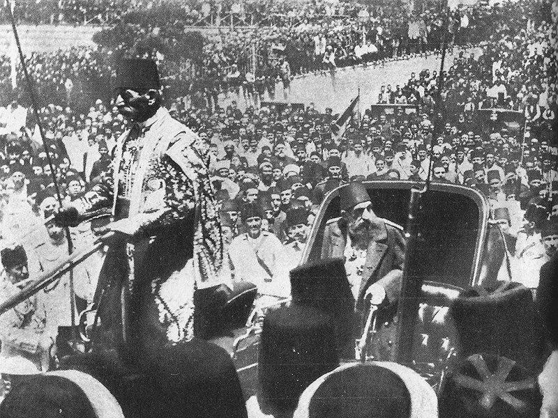 Abdul Hamid II 1908