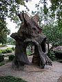 Abrahams Oak Dionicio Rodriguez Memorial Park Cemetery Memphis TN 010.jpg