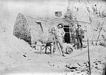 Abri de Tuquerouye, Félix Regnault, Henri Passet, octobre 1892.jpg
