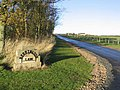 Access road to Berrington Law Farm - geograph.org.uk - 285175.jpg