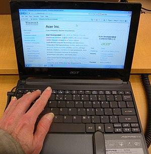 Acer Aspire One - D255E