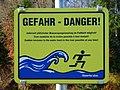 Achauen (Schwarzenberg) Warnschild.jpg