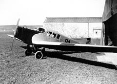 Junkers F 13 linii Ad Astra Aero (1920)