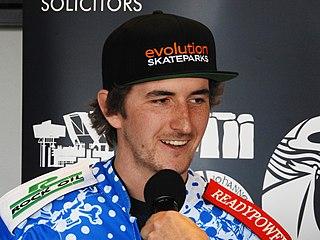 Adam Ellis British grasstrack and speedway rider