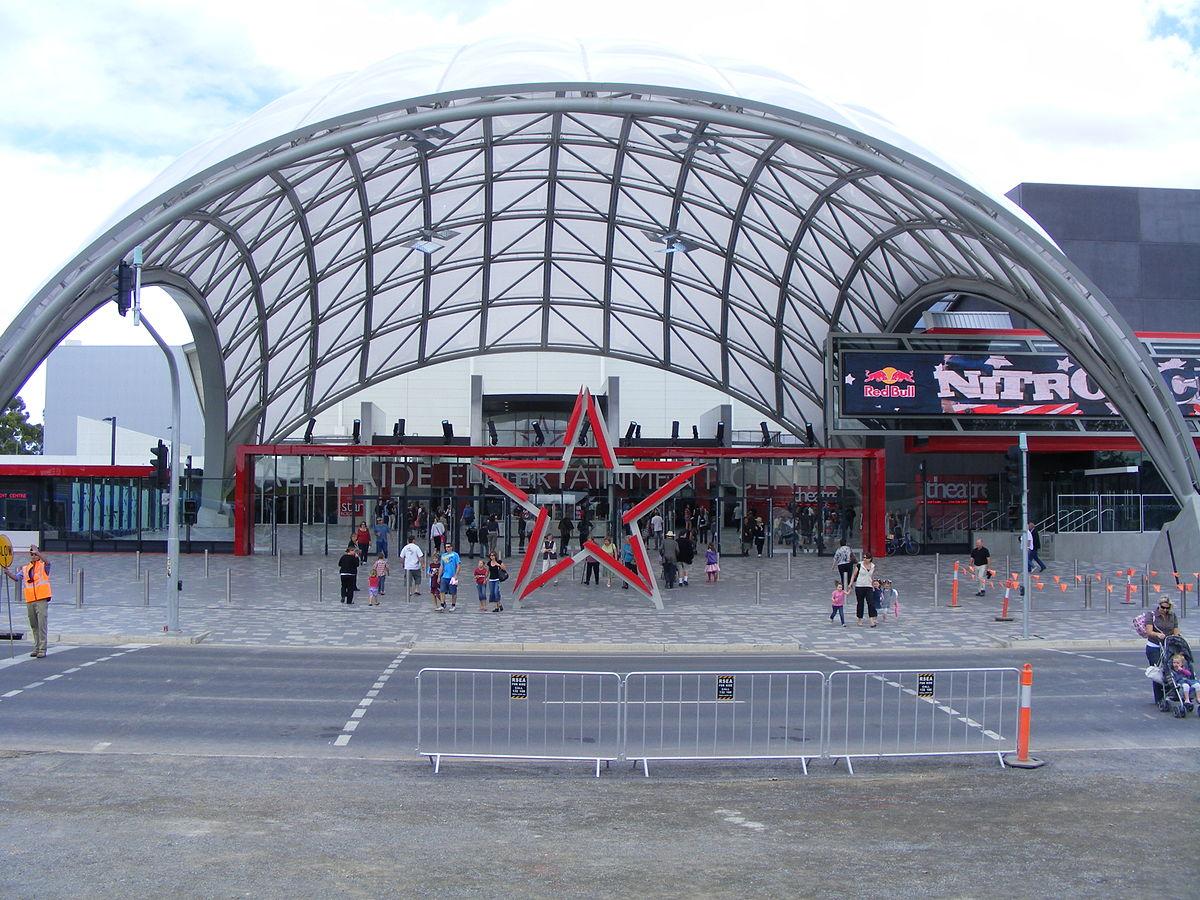Adelaide Entertainment Centre - Wikipedia