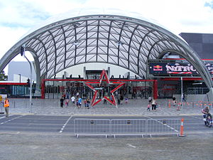 Hindmarsh, South Australia - The Adelaide Entertainment Centre, Hindmarsh.